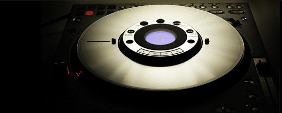 Technics SL DZ 1200 – vinyl platter DIY