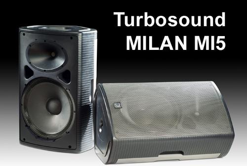Turbosound MILAN M15 – promocja !