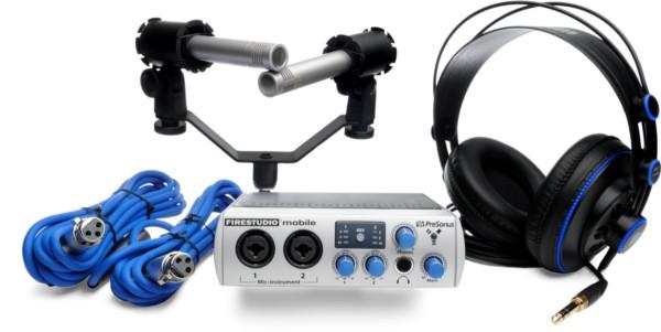 PreSonus FireStudio Mobile Studio – Promocja!