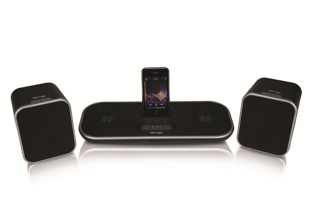 Najsilniejszy dock dla iPod'a.. On The World