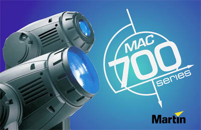Martin MAC 700 Profile i Wash – promocja!