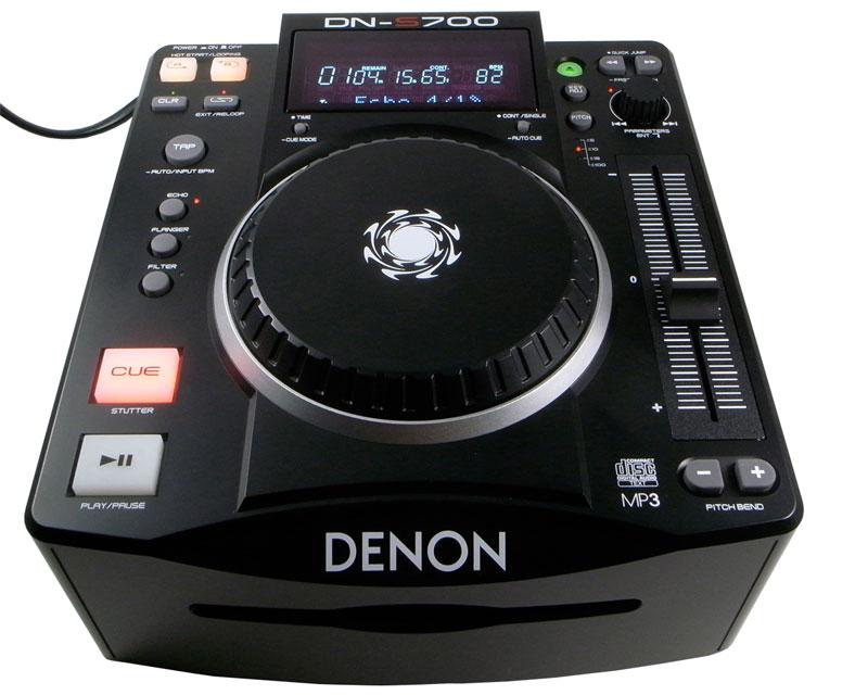 DENON DN-S700 – promocja