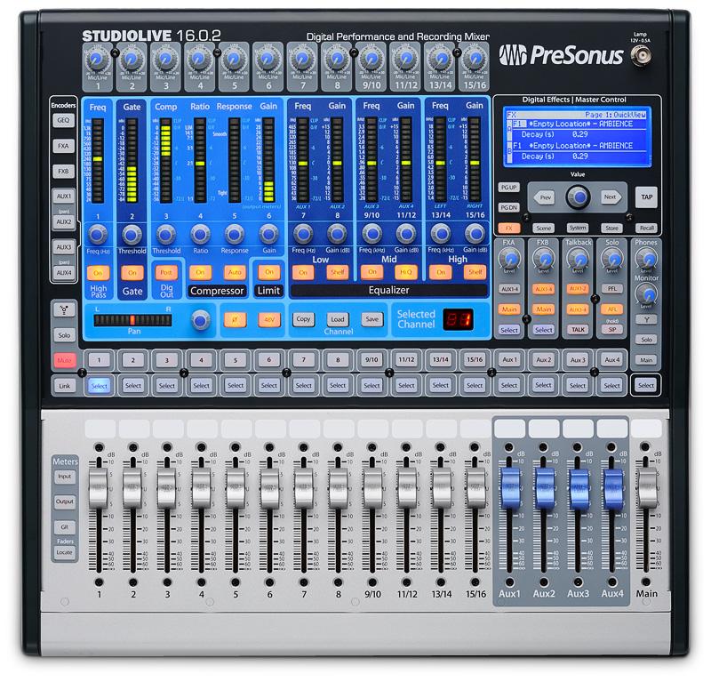 Presonus StudioLive 16.0.2 – PROMOCJA