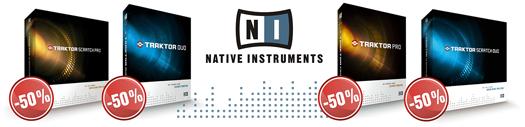 Native Instruments – nowości i SUPER CENY !